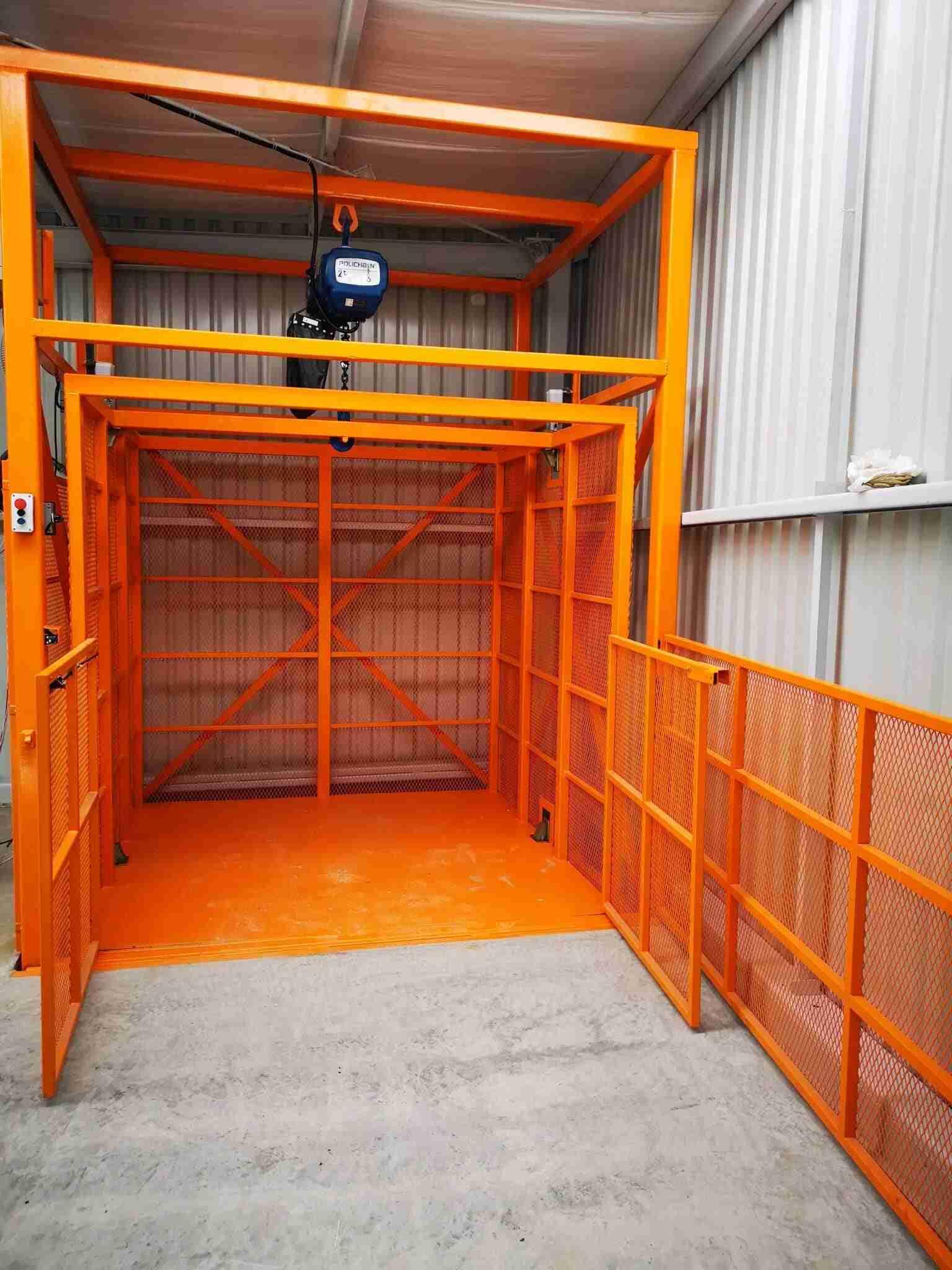 Montacargas / elevador de carga